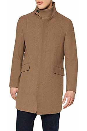 find. Wool Mix Funnel Neck Coat