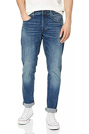 G-Star Men's 3301 Straight Tapered Jeans