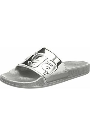 Superga Unisex Adults' Slides Metallic Loafers