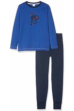 Sanetta Boy's Pyjama Long Set, (Caribian 50300)