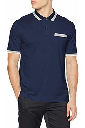 Brax Men's Paulus Casual Cotton Polo Shirt, ( Navy 23)