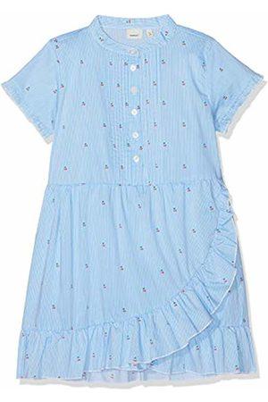 Name it Girls' NKFDAIMI SS Dress Mehrfarbig Bonnet