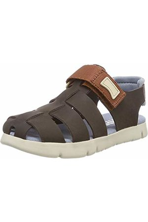 Camper Boys' Mira Sandal Kids T-Bar (Dark 200)