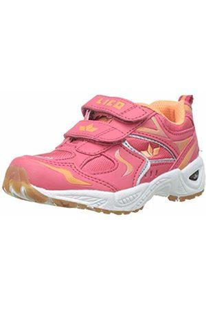 LICO Girls' Bob V Multisport Indoor Shoes, Lachs/