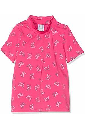 Sanetta Girl's Rashguard T-Shirt, (Candy)