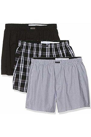 Calvin Klein Men's Boxer WVN 3pk Shorts