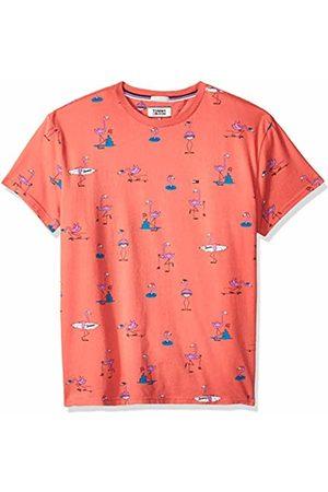 Tommy Hilfiger Men's Summer Print Crew Neck Vest