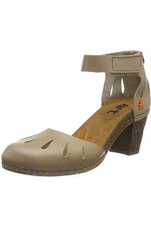 Art Women's 0144 Becerro Sand/I Meet Closed Toe Sandals