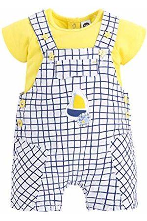 Tuc Tuc BOY POPLIN Overall + Jersey T-Shirt Tiny Bear