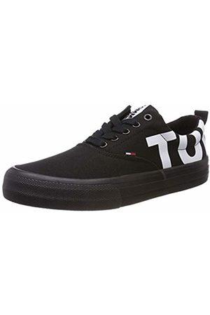 Tommy Hilfiger Men's's Logo Classic Sneaker Low-Top ( 990) 11 UK