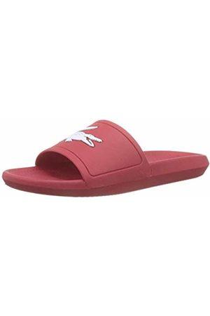 Lacoste Men's Croco Slide 119 1 CMA Open Toe Sandals, ( /Wht 17k)