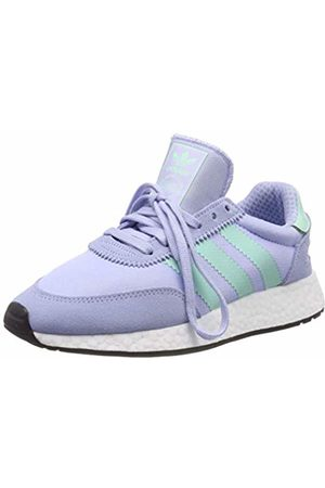 adidas Women's's I-5923 W Gymnastics Shoes Periwinkle/Clear Mint/Core