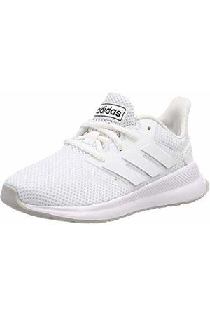 adidas Boys' RUNFALCON K Running Shoes, Mehrfarbig FTWR / Two F17 F36548