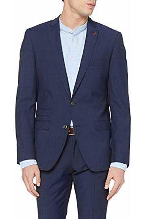 Roy Robson Men's Slim Fit Suit Jacket, (Blau 18)