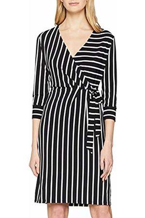 Comma, Women's 87.903.82.4985 Dress, Mehrfarbig Stripes 99g1