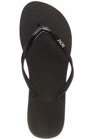 Roxy Girls'' Rg Viva V Beach & Pool Shoes, ( Blk)