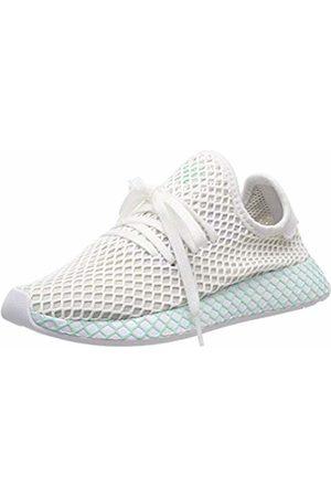 adidas Women Shoes - Women's Deerupt Runner W Running Shoes, FTWR / One F17/Clear Mint