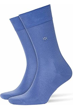 Burlington Men's Dublin Socks Blau (Stone Wash 6516) 7/11