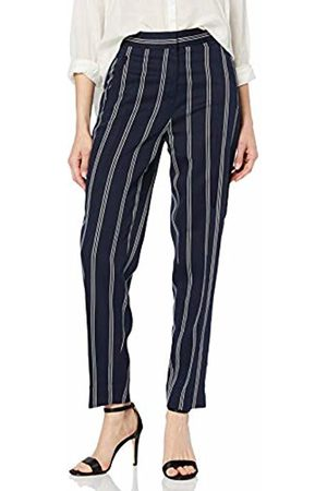 Esprit Women's 029EE1B031 Trousers (Navy 400) W36/L30