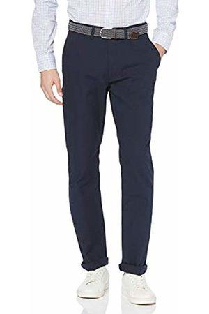 Celio Men's Nobeltyd Trouser, Dark Navy