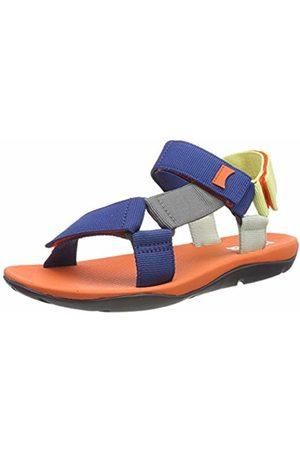 Camper Men's Match Open Toe Sandals, Mehrfarbig (Multi-Assorted 999)