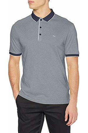 Brax Men's Pius Casual Cotton Polo Shirt, ( Navy 23)