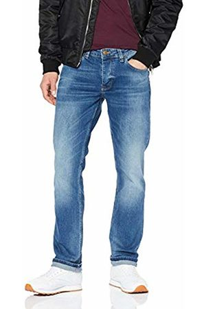 Cross Jeans Men's Dylan Tapered Fit Jeans Mid 074