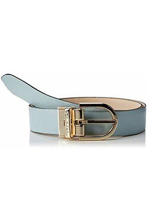 Calvin Klein Women's 3cm Adj.rev.belt Belt