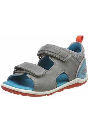 Ecco Unisex Babies' Biom Mini Sandal (Titanium 1244) 8 UK