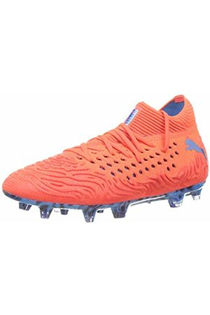 b8be4a36542fe Unisex Kid's Future 19.1 Netfit FG/AG Jr Football Shoes, ( Blast-Bleu Azur)