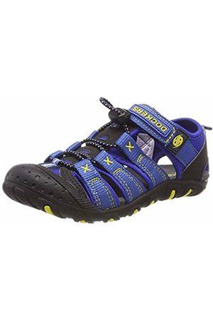 Dockers Kids' 40tw650-637666 Closed Toe Sandals (Navy/Blau 666) 1/1.5 UK