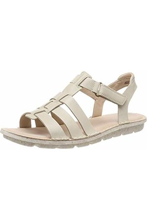 d97e11ac83a Clarks Women s s Blake Jewel Ankle Strap Sandals (Ivory ...