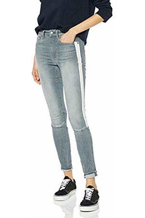 G-Star Women's Biwes Stripe High Skinny Wmn Jeans