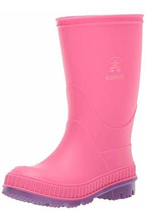 Kamik Girls' Stomp Wellington Boots Pin