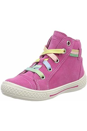Superfit Girls' Tensy Hi-Top Trainers