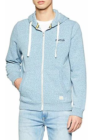 Blend Men's Sweatshirt Track Jacket