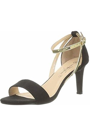 The Divine Factory Women's Gelsomina Ankle Strap Sandals