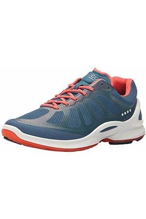 Ecco Biom Fjuel, Women's Multisport Outdoor Shoes, Multicolour - Mehrfarbig (PETROL/PETROL/CORAL BLUSH59539)