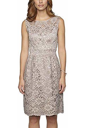 Apart Women's 58366 Dress, -Braun (Taupe)