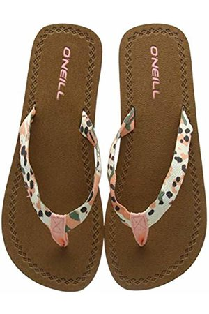 O'Neill Women's Fw Woven Strap Sandals Shoes & Bags, ( AOP W/ 4960)