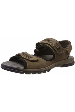 Waldläufer Men's's Harald Sling Back Sandals (Denver Schlamm 055) 11 UK