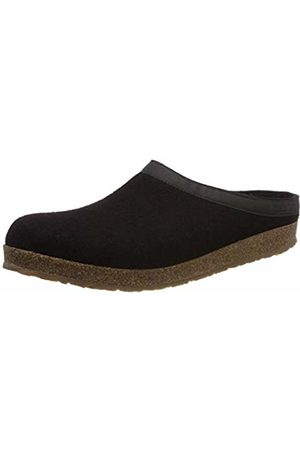 Haflinger Unisex Torben Grizzly Open Back Slippers Open Back Slippers
