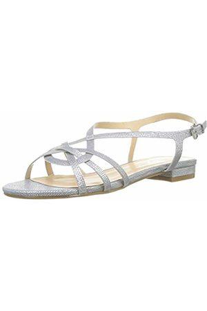 The Divine Factory Women's Greta Open Toe Sandals, ( 016)