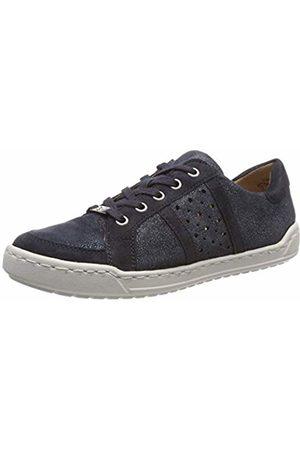 Caprice Women's's Inna Low-Top Sneakers (Ocean Spark.Co 819) 6 UK