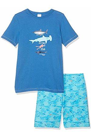 Schiesser Boy's Kn Anzug Kurz Pyjama Set