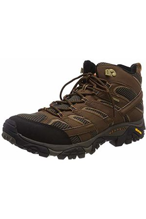 Merrell Men's Moab 2 Mid GTX High Rise Hiking Boots Earth