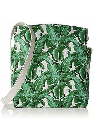Joe Browns Womens Palm Breezes Bag Canvas and Beach Tote Bag ( Multi-A)