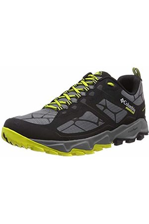 Columbia Men's's Trans Alps Ii Trail Running Shoes, (Ti Steel, Zour 033)