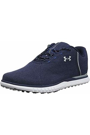 Under Armour Women's's Fade SL Sunbrella Golf Shoes, (Academy Metallic 400)