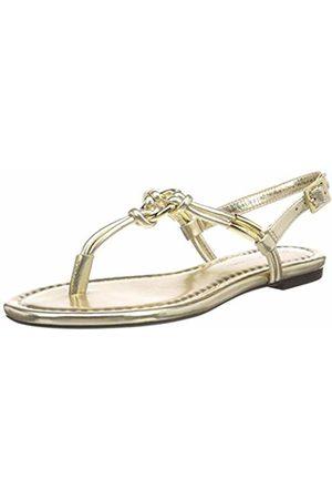 Armani Women's Flat Sandal with Knot Flip Flops, ( 00194)